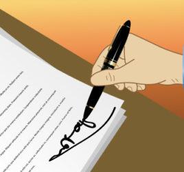 Allkiri kohustab